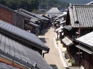 旧東海道関宿