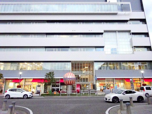 松本市中心部にある松本ヘルス・ラボ・オフィス