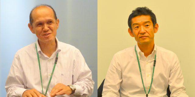 松本市商工観光部 小林氏、丸山氏