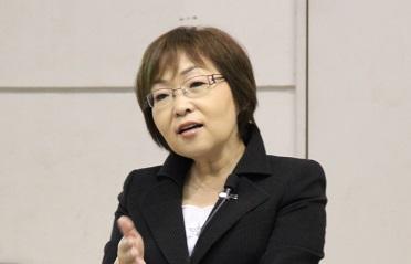 日本介護美容セラピスト協会 代表理事 谷 都美子