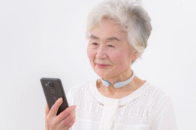誤嚥性肺炎による高齢者の食事QOLの低下