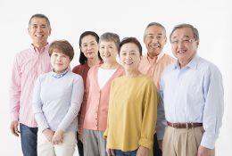 シニア、シルバー、高齢者、老人、お年寄り